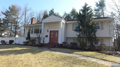 Paramus Single Family Home Under Contract: 494 Salem Street