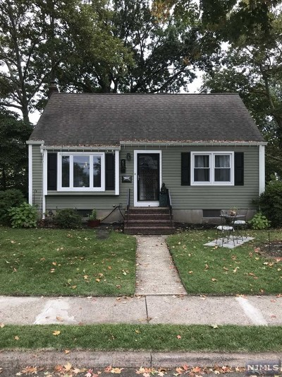 Bergenfield Single Family Home Under Contract: 61 Morgan Street