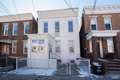 Hudson County Multi Family 2-4 Under Contract: 215 53rd Street