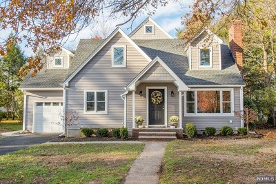 Glen Rock Single Family Home Under Contract: 34 Somerset Court