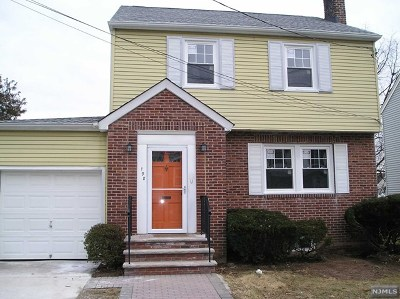 Essex County Single Family Home Under Contract: 198 Fairway Avenue