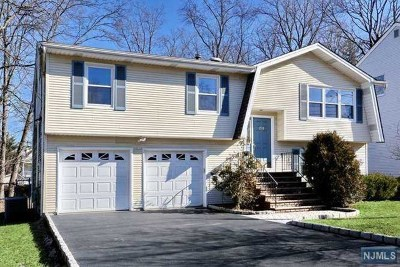 Bergen County Single Family Home Under Contract: 84 Taylor Street