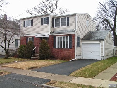Passaic County Multi Family 2-4 Under Contract: 140 10th Avenue