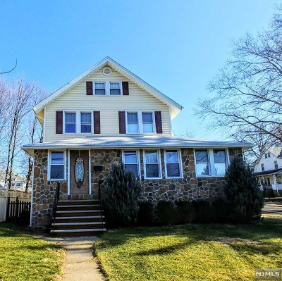 Dumont Single Family Home Under Contract: 23 Thompson Street