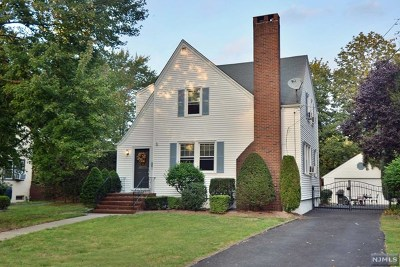 Westwood Single Family Home Under Contract: 69 Prospect Avenue