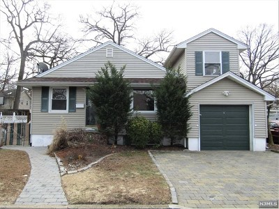 Bergenfield Single Family Home Under Contract: 138 West Broad Street