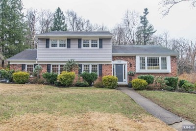 Essex County Single Family Home Under Contract: 7 Winding Way