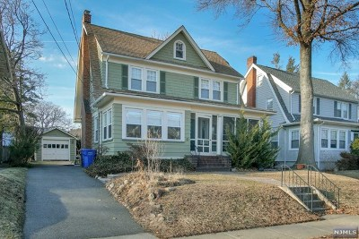 Rutherford Single Family Home Under Contract: 178 Mortimer Avenue
