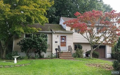 Dumont Single Family Home Under Contract: 64 Barbara Road