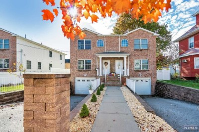 East Rutherford Condo/Townhouse Under Contract: 364 Grove Street