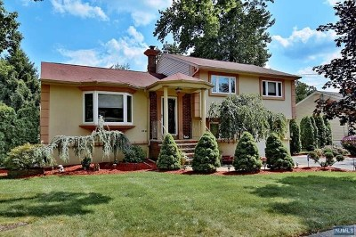 Fair Lawn Single Family Home Under Contract: 38-40 Paterson Street