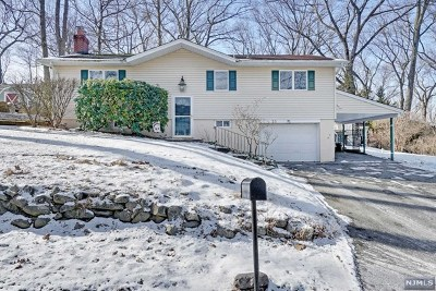Bloomingdale Single Family Home Under Contract: 20 Sycamore Road