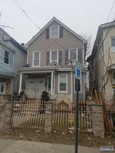 Passaic Multi Family 2-4 Under Contract: 26 Burgess Place