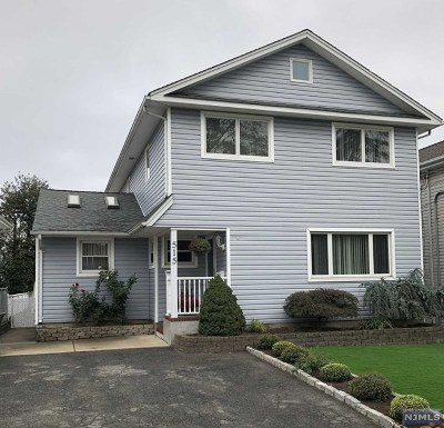 Bergen County Multi Family 2-4 Under Contract: 515 Summer Avenue