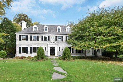Essex County Single Family Home Under Contract: 117 Bellevue Avenue