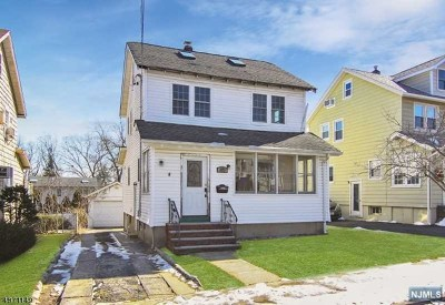 Oradell Single Family Home Under Contract: 85 Beverly Road