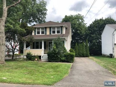 Wyckoff Single Family Home Under Contract: 392 Lehigh Street