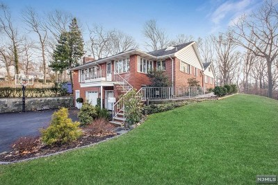 Tenafly Single Family Home Under Contract: 40 Victoria Lane