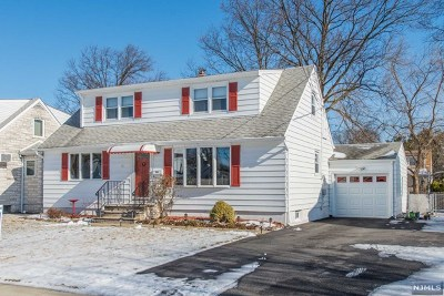 Clifton Single Family Home Under Contract: 66 Field Road