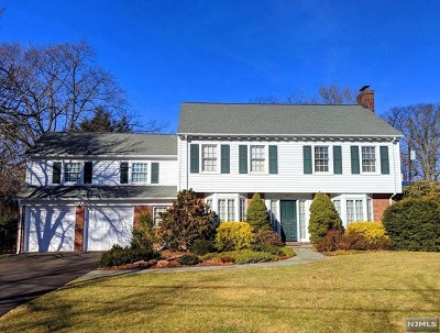 Tenafly Single Family Home Under Contract: 101 Serpentine Road