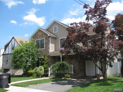 Bergenfield Single Family Home Under Contract: 91 Sussex Road