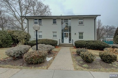 Fair Lawn Condo/Townhouse Under Contract: 23-05 High Street #D