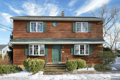 Ridgewood Single Family Home Under Contract: 480 Dorchester Road