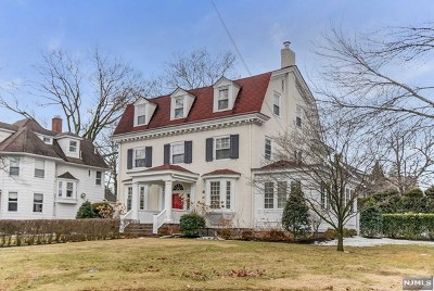 Essex County Single Family Home Under Contract: 350 Park Street