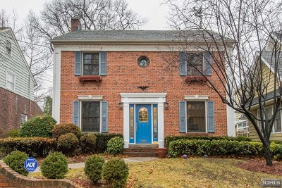 Bergen County Single Family Home Under Contract: 20 Raymond Avenue