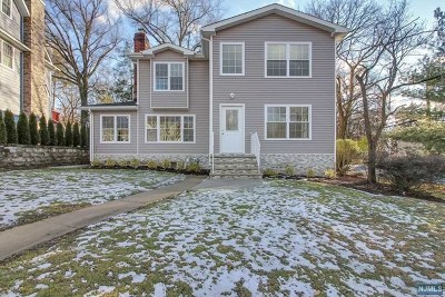 Teaneck Single Family Home Under Contract: 734 Wendel Place