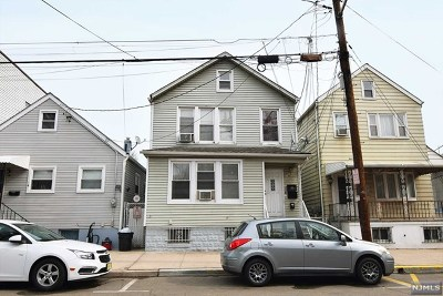 Hudson County Multi Family 2-4 Under Contract: 14 Grant Avenue