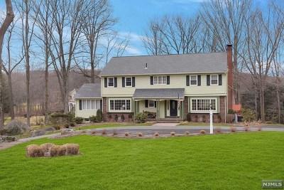 Franklin Lakes Single Family Home Under Contract: 206 Greenridge Road