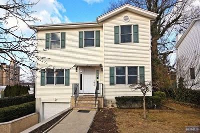 Paramus Single Family Home Under Contract: 125 Westview Avenue