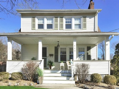 Ridgewood Single Family Home Under Contract: 117 Undercliff Court