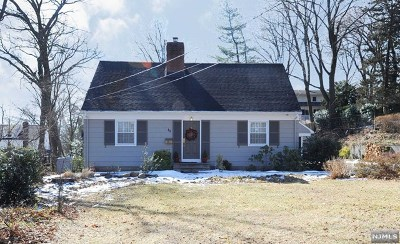 Glen Rock Single Family Home Under Contract: 40 Princeton Place