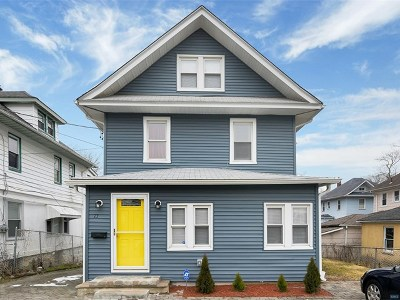 Englewood Single Family Home Under Contract: 73 Central Avenue