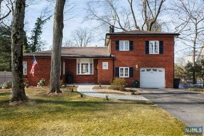 Bergen County, Hudson County, Passaic County, Westchester County Single Family Home Under Contract: 545 Summit Avenue