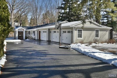 Montvale Single Family Home Under Contract: 3 Pineview Terrace