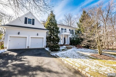 Demarest Single Family Home Under Contract: 85 Northwood Avenue