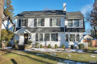 Essex County Single Family Home Under Contract: 559 Park Street