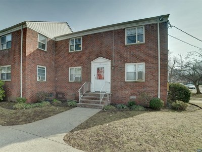 Hackensack Condo/Townhouse Under Contract: 476 Heath Place #30