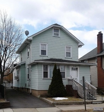 East Rutherford Multi Family 2-4 Under Contract: 260 Laurel Place