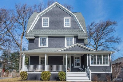 Essex County Single Family Home Under Contract: 131 Haddon Place