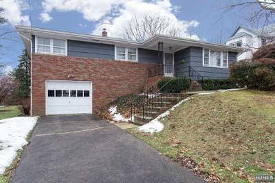 Essex County Single Family Home Under Contract: 12 Alexander Avenue