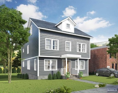 Essex County Single Family Home Under Contract: 217 Watchung Avenue