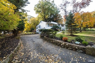 Essex County Single Family Home Under Contract: 12 Pine Place
