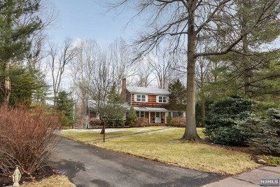 Closter Single Family Home Under Contract: 19 Bowers Lane