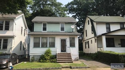 Essex County Single Family Home Under Contract: 77 Campfield Street
