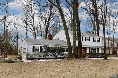 Franklin Lakes Single Family Home Under Contract: 209 Wayfair Circle