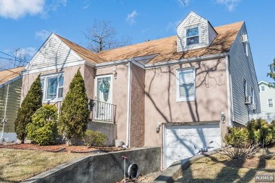 Passaic Single Family Home Under Contract: 54 Brook Avenue